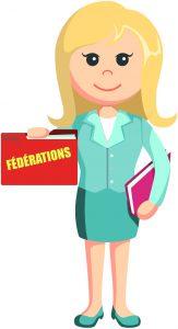 La formation Gestionnaire de fédération sportive - femme Image
