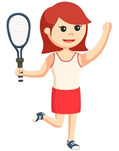 Squash Animateur Image