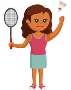 Badminton Animateur Image