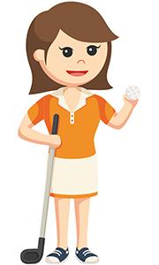 Golf Educateur - PGA Coach Image