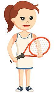 Tennis Animateur Image