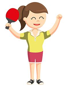 Tennis de table Animateur Image