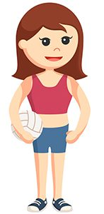 Volley-Ball Animateur Image