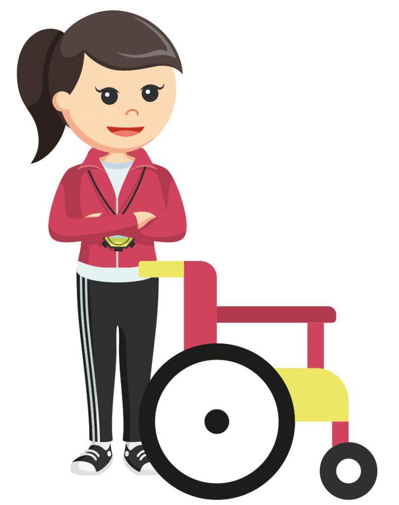 Handisport Multisports Multihandicaps Initiateur Image