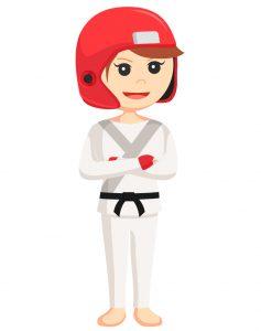 Taekwondo Educateur Image